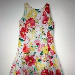 Ralph Lauren Floral Sundress